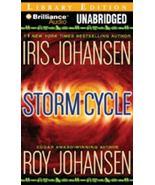 Storm Cycle by Iris Johansen and Roy Johansen (2010, Paperback, Reprint) - $3.41