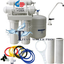 Home Drinking RO Water Reverse Osmosis Water Filter 4 Stage -TFC-1812-50 - $98.01