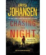 Chasing the Night by Iris Johansen (2011, Paperback, Reprint) - $2.91