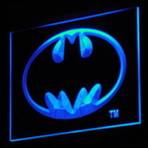 Batman Sign  LED neon light sign many colors available - $32.99