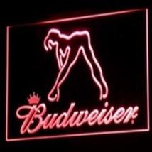 Budweiser  Neon light sign pub   beer bar man cave - $29.99