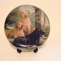 Franklin Mint Canine Companions Lab Dogs Nigel ... - $14.01