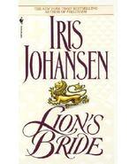 Lion's Bride by Iris Johansen (1996, Paperback) - $3.41