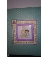 Janie Dawson Collection Unisex  Keepsake Kit Unused Scrapbook Baby Gift ... - $18.69
