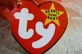 "Rare TY Original Beanie Babies "" Strut "" The Rooster Errors- #4171-Retired-Error image 9"