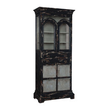 Farmhouse Shabby Style Chic Kitchen Cabinet Car... - $2,770.02