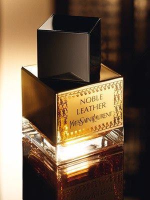 NOBLE LEATHER by YSL 5ml Travel Spray Amber Patchouli Fragrance Perfume