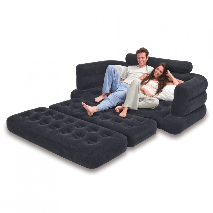 Sofa Bed Couch Sleeper Inflatable Pull Out Sofa Folding Sofa Bean Bags Inflatables