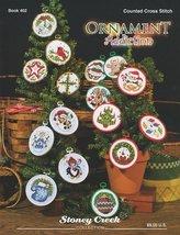 Ornament Addiction BK402 cross stitch chart Stoney Creek - $8.55