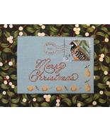 A Partridge Christmas cross stitch chart Lynne Nicolleti - $7.20