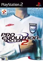 Pro Evolution Soccer 2 - Video Game For PlayStation 2 - $4.42