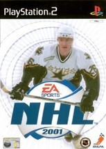NHL 2001 Video Games for PlayStation 2 - $4.42