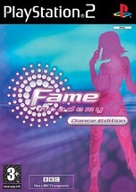 Fame Academy: Dance Edition Video Game For PlayStation 2 - $4.42
