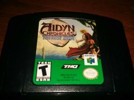 Aidyn Chronicles: The First Mage (Nintendo 64, 2001) - $12.20