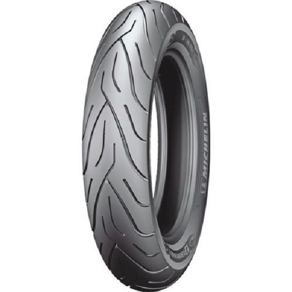 Michelin Commander II 100/80-17 Front Bias Motorcycle Cruiser Tire - 2X Mileage