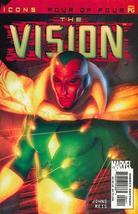 Avengers Icons: The Vision #4 [Comic] [Jan 01, 2003] Marvel - $4.89