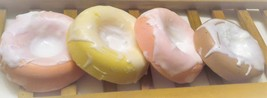 donut soaps, soap sets, bath, body, beauty, soap, food soap, dessert soa... - $8.00