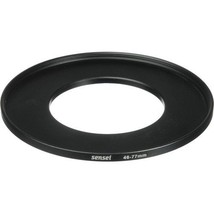 Sensei 46mm Lens to 77mm Filter StepUp Ring h50 l330 w330 SUR4677 Electr... - $13.54