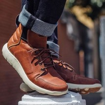 TIMBERLAND MEN' LIMITED RELEASE FLYROAM LEATHER BOOTS A1K1F SIZE:10.5M - $2.815,30 MXN
