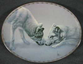 Gentle Approach Collector Plate Nature's Tenderness Lee Cable Bradford W... - $27.95