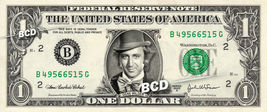 GENE WILDER - REAL Dollar Bill Cash Money Collectible Celebrity Willy Wo... - $5.55