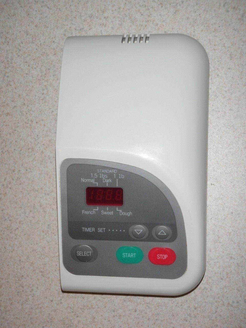 Regal Kitchen Pro Bread Machine Control Panel K6775 Parts (BMPF) - $27.10