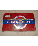 ProArt Chalk Pastels Set of 12 Regular Size New - $4.50