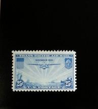 1935 25c China Clipper, Trans-Pacific Scott C20 Mint F/VF NH - $1.74
