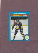 1979-80 Topps # 191 Charlie Simmer Rookie Card Los Angeles Kings - $2.99