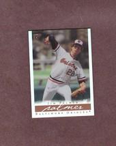 2003 Topps Gallery HOF Refractor # 28 Jim Palmer Baltimore Orioles - $2.99