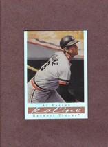 2003 Topps Gallery HOF Refractor # 2 Al Kaline Detroit Tigers - $2.99