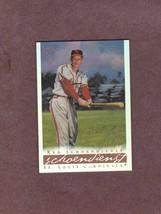 2003 Topps Gallery HOF Refractor # 47 Red Schoendienst St. Louis Cardinals - $2.99