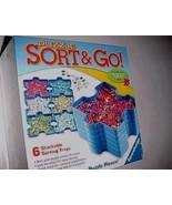 Ravensburger Jigsaw Puzzle 6 Sorting Trays Sort & Go 1000 Item No.179305... - $24.74