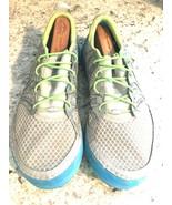 NEW BALANCE TOVI SUP Shoes Water Trail PADDLE BOARD AQUA Women's SIZE 10... - $29.65