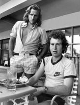 Bjorn Borg John McEnroe TKK Vintage 22X28 BW Tennis Memorabilia Photo - $39.95