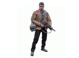 Finn Figure from Star Wars The Force Awakens MM... - $452.33