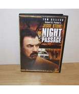 Jesse Stone Night Passage DVD 2007 Tom Selleck  dvd - $3.99