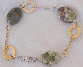 Marble silver bracelet - $41.00