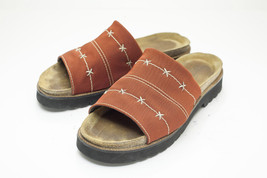 NAOT 7.5 Brown Sandals Women's EU 38 - $42.00