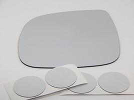 Fits 07-10* Audi Q7, 07-10 VW Touareg Left Driver Mirror Glass Lens For Auto Dim - $15.95