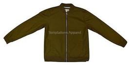 Men's Slim Fit Lightweight Bomber Outerwear Sports Jacket Coat Full Zip ... - $29.99