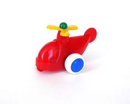 Viking Toys - Chubbies Helicopter - Red - 11490 - New - $8.00