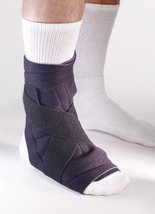 Corflex Cryotherm Ankle Ice Wrap & Ankle Heat Wrap-4 Gels - $36.99