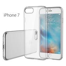 Thin Case iPhone 7 / 7 Plus Cover TPU Rubber Gel Transparent Clear Soft ... - $6.62+