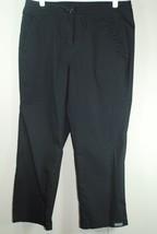 Woolwich 1211 Women's Capri Pants - Flat Front Size 12 - Woven Cotton/Nylon - $19.31