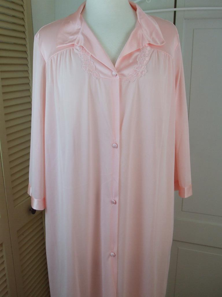 Vintage Vanity Fair Nightgown Robe Duster and 14 similar items