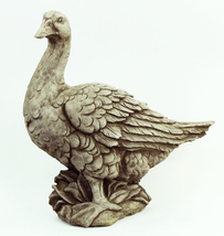 Farmers Duck Concrete Statue  - $69.00