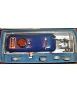 Greist Long Shuttle Buttonholer in Box w/ 5 Dies, Feed Dog Cover & Instr... - $30.00