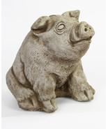 Pig Concrete Statue  - $66.00