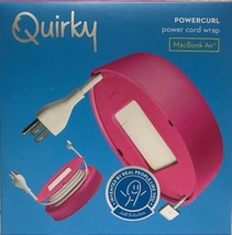 Quirky Powercurl Power Cord Wrap for MacBook Air Charger - $8.94